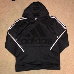 Adidas Boys Hoodies